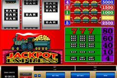 jackpot epress microgaming gokkast