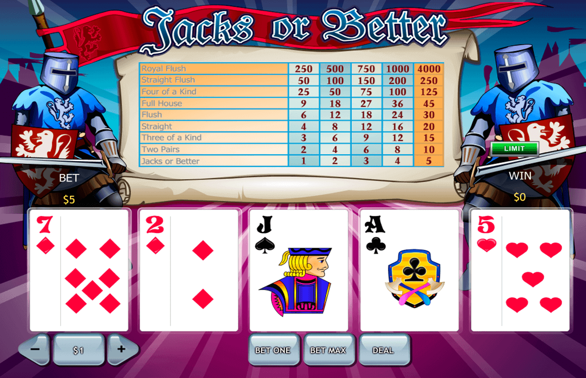 Spiele Jacks Or Better (Habanero) - Video Slots Online