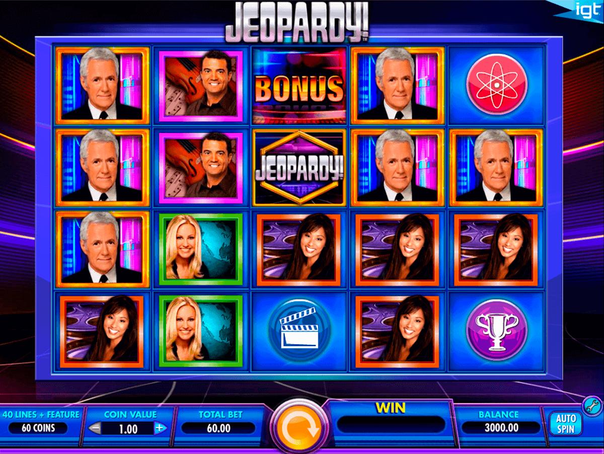jeopardy igt gokkast