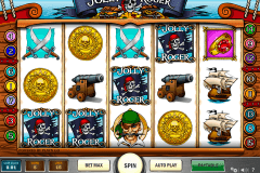 jolly roger playn go gokkast