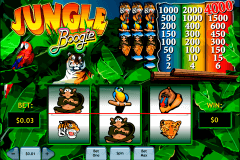 jungle boogie playtech gokkast