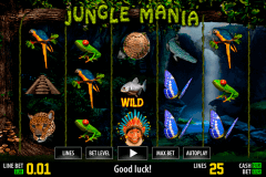 jungle mania hd world match gokkast