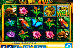 jungle wild wms gokkast