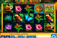 jungle wild wms gokkast