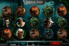 jurassic park microgaming gokkast