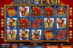 kings of cash microgaming gokkast