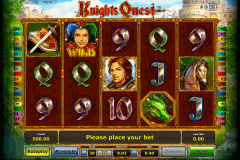 knights quest novomatic gokkast