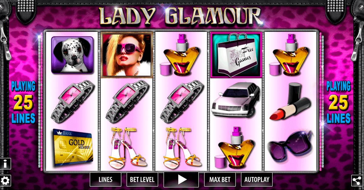 lady glamour hd world match gokkast