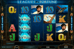 leagues of fortune microgaming gokkast