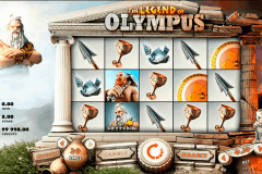 legend of olympus rabcat gokkast