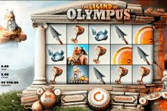 legend of olympus rabcat gokkast