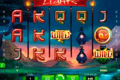 lights netent gokkasten