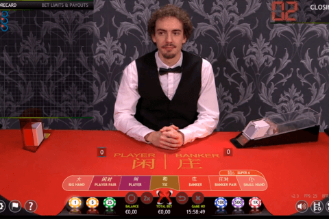 live baccarat etreme live gaming