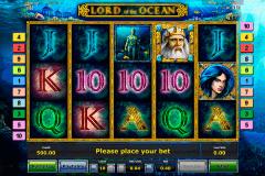 lord of the ocean novomatic gokkast