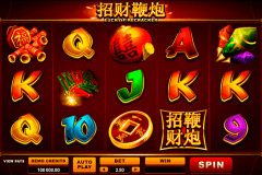 lucky firecracker microgaming gokkast