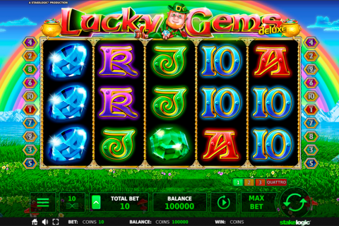 lucky gems delue stake logic