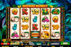 mad mad monkey netgen gaming gokkast