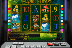 magic forest novomatic gokkast