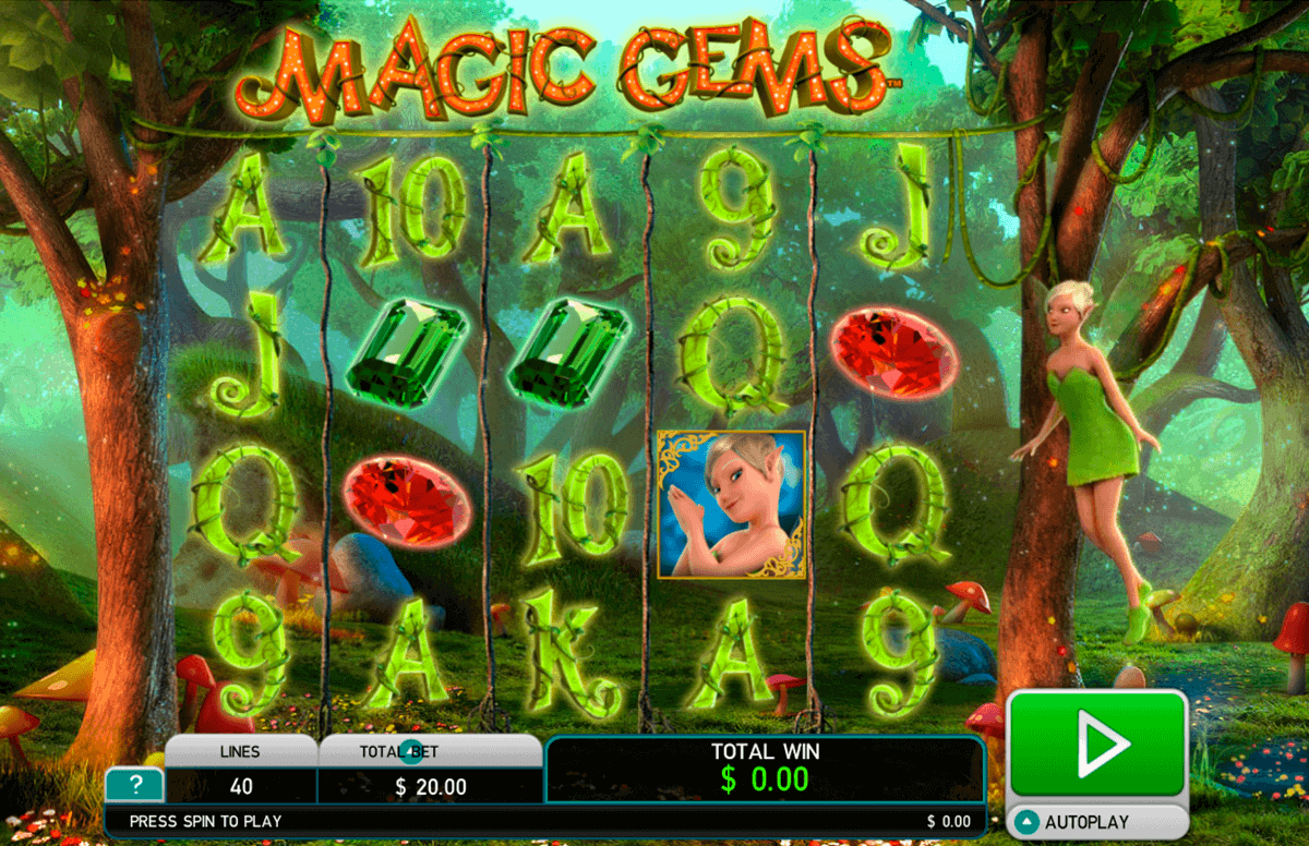magic gems leander gokkast