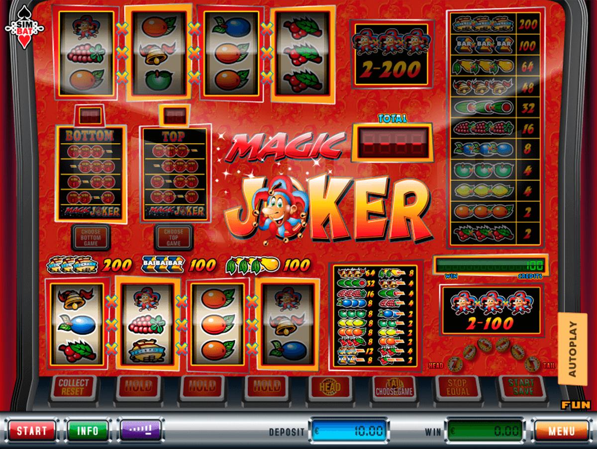 magic joker simbat gokkast