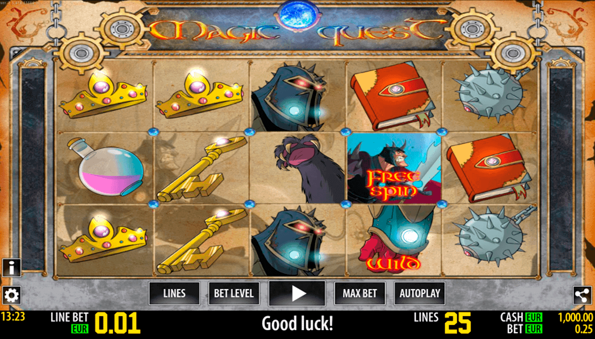 magic quest hd world match gokkast