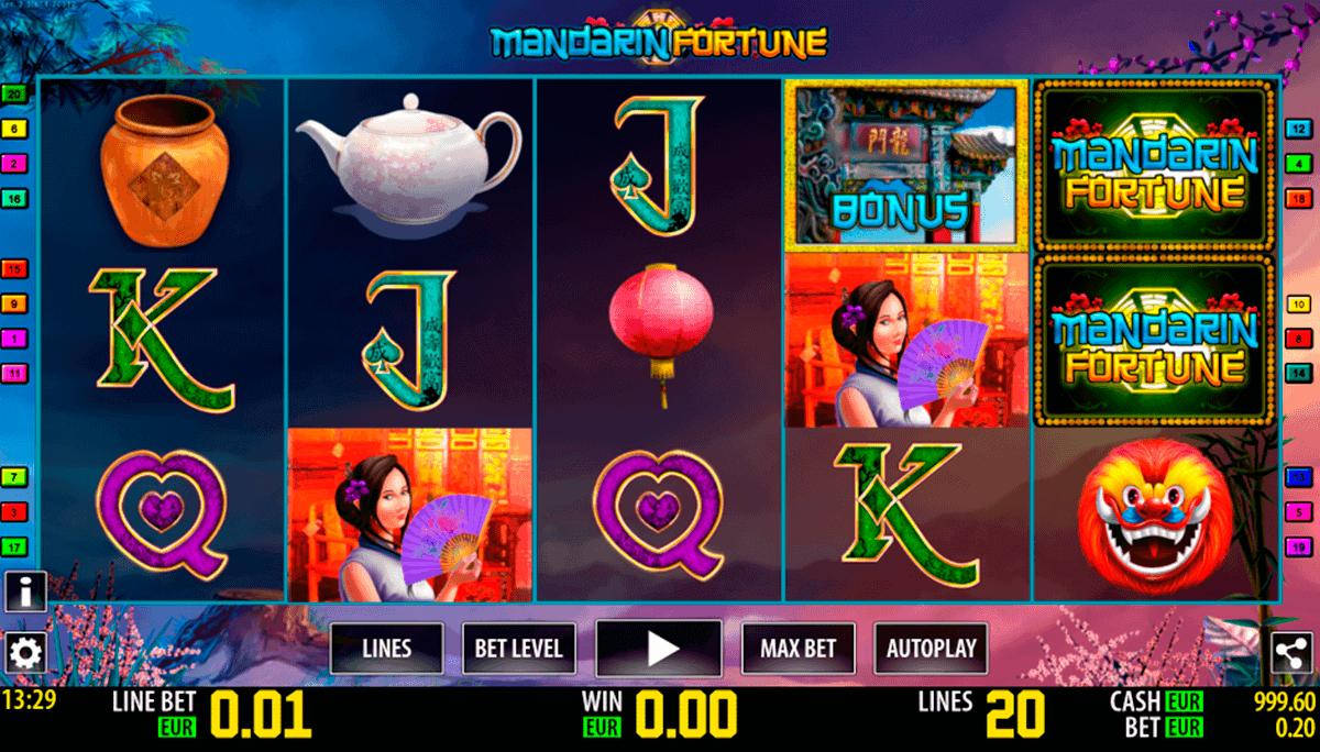 mandarin fortune hd world match gokkast