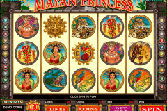mayan princess microgaming gokkast