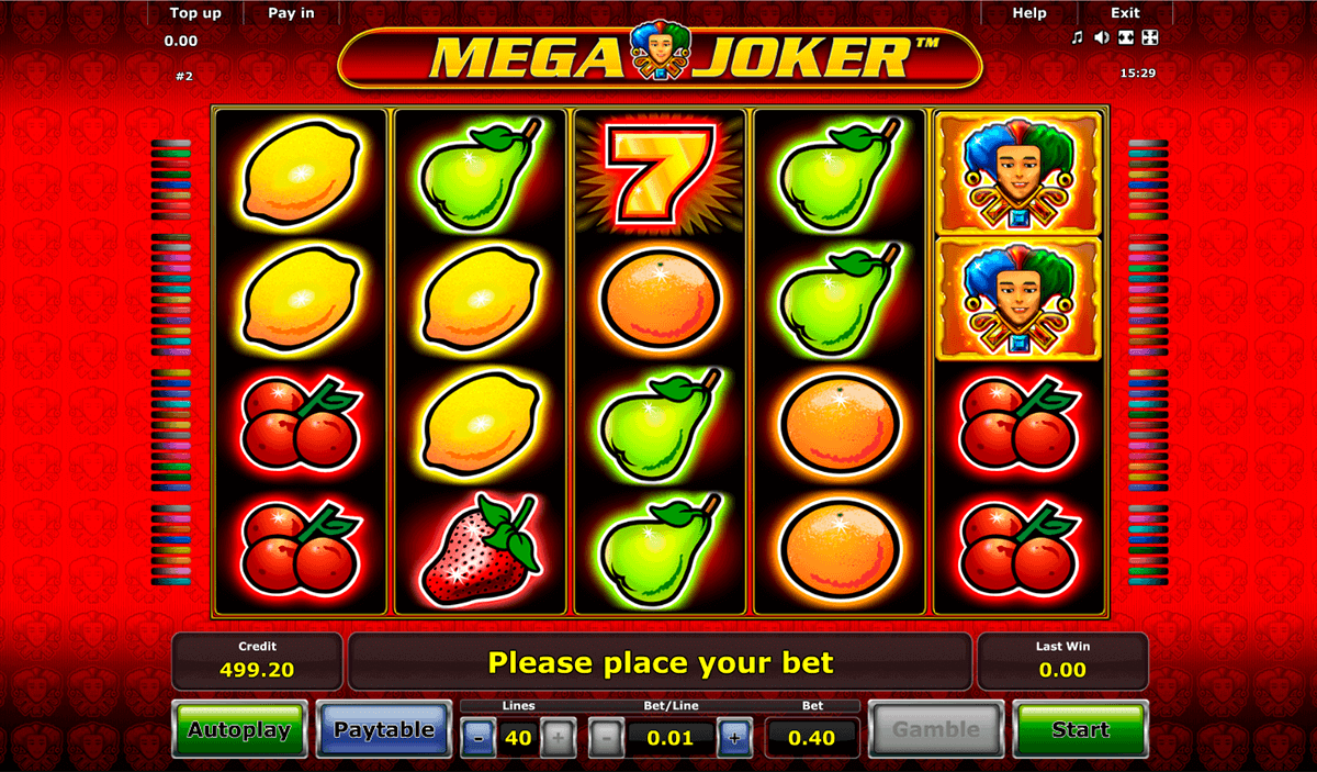Spiele Lucky Joker 5 - Video Slots Online