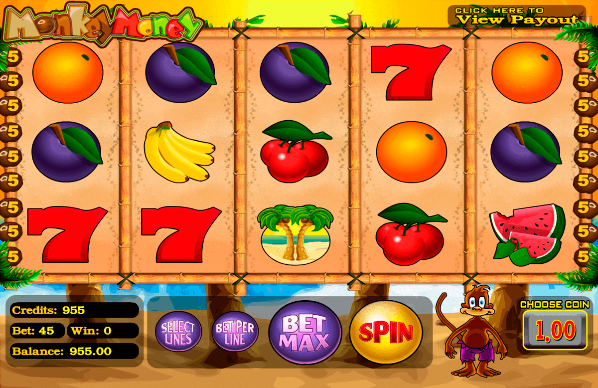 Spiele Funny Monkey - Video Slots Online