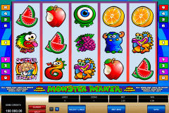 monster mania microgaming gokkast