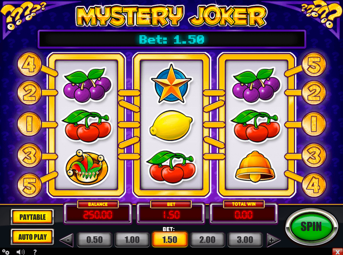 online slot poker joker