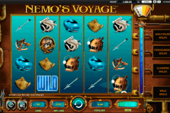nemos voyage wms gokkast