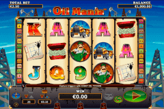 oil mania netgen gaming gokkast