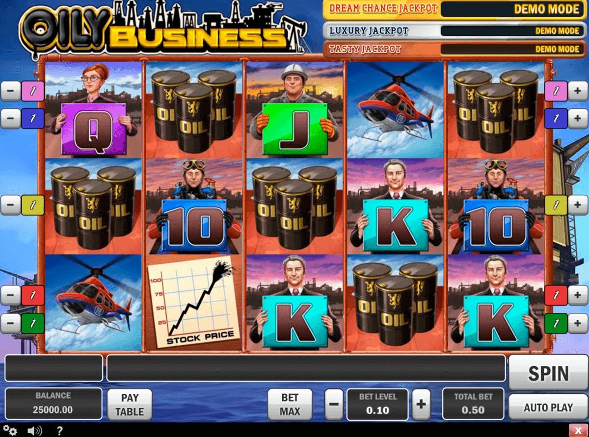 online casino business