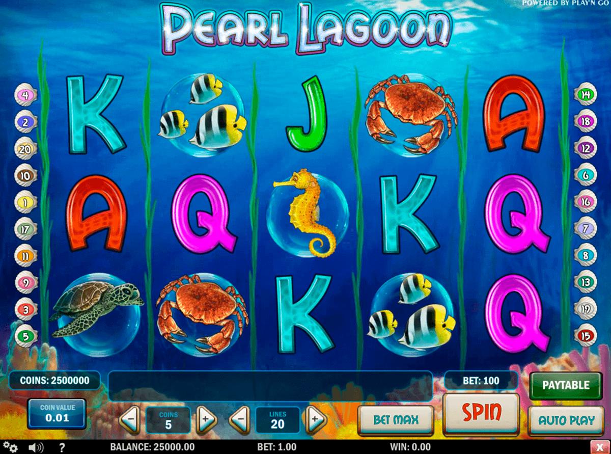 pearl lagoon playn go gokkast