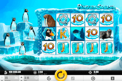 penguin splash rabcat gokkast