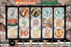 phoeni and the dragon microgaming gokkast