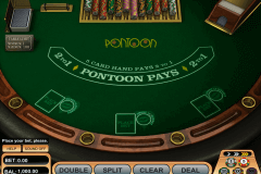 pontoon blackjack betsoft blackjack