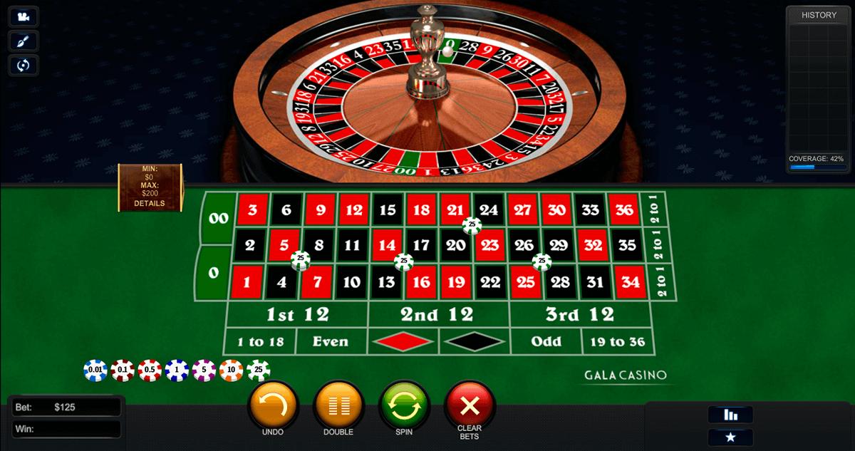Roulette Gratis Casino