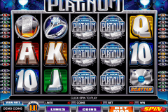 pure platinum microgaming gokkast