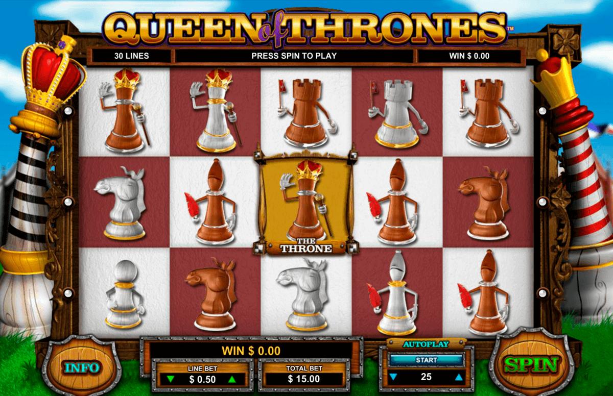 queen of thrones leander gokkast