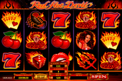 red hot devil microgaming gokkast
