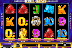reel gems microgaming gokkast