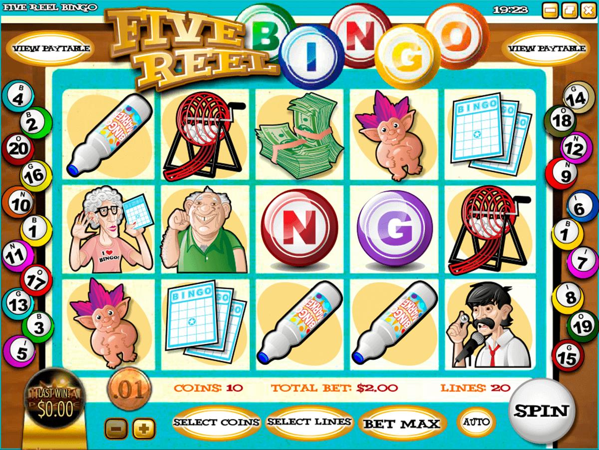 reely bingo leander gokkast