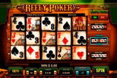 reely poker leander gokkast