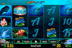 riches of the sea hd world match gokkast