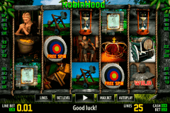 robin hood hd world match gokkast