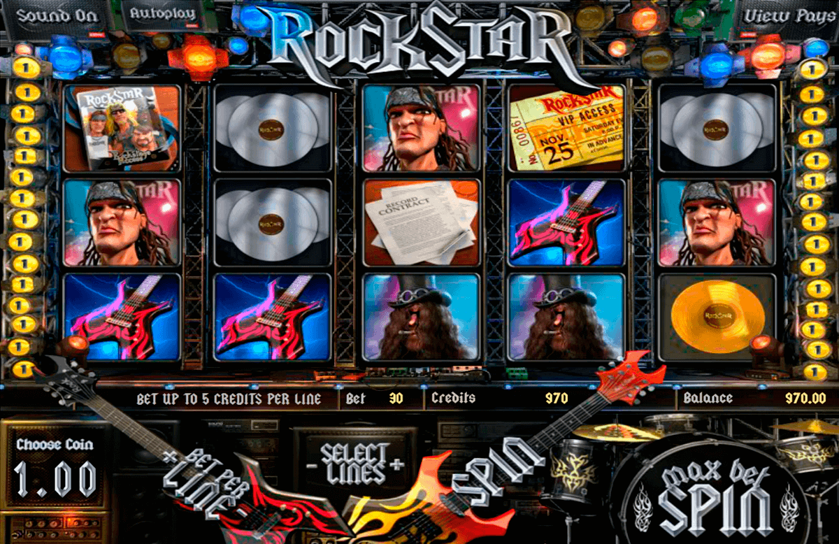 rock star betsoft gokkasten