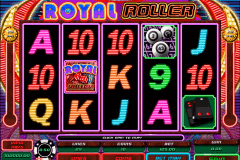 royal roller microgaming gokkast