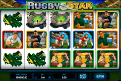 rugby star microgaming gokkast